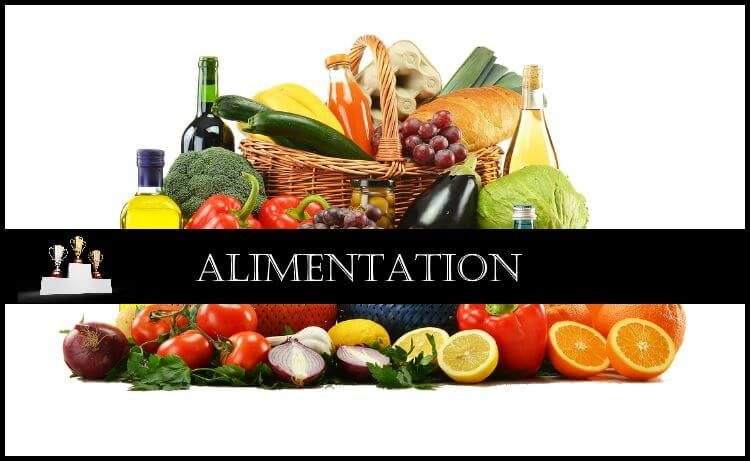 Comparatif : Alimentation