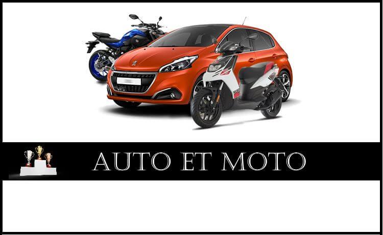 Comparatif : Auto & Moto