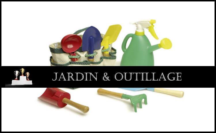 Comparatif : Jardin & Outillage