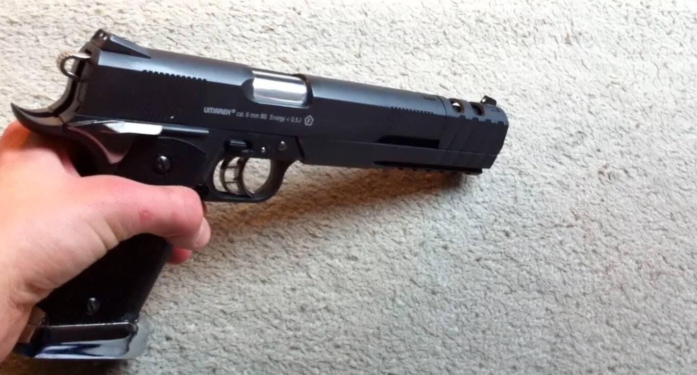 Meilleur pistolet à bille