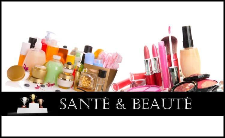Comparatif : Beauté & Santé