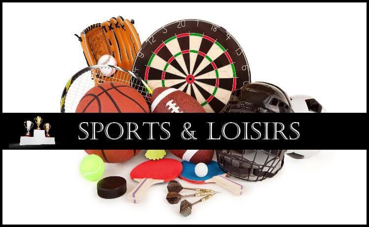 Comparatif : Sports & Loisirs