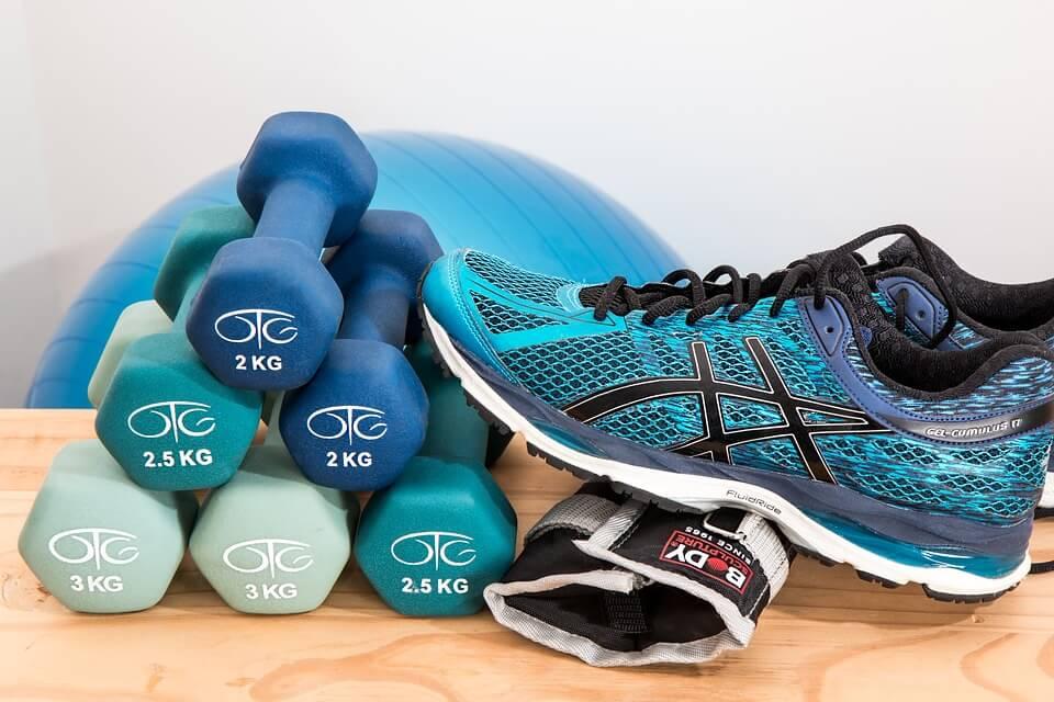 essentiel pour faire du sport à la maison