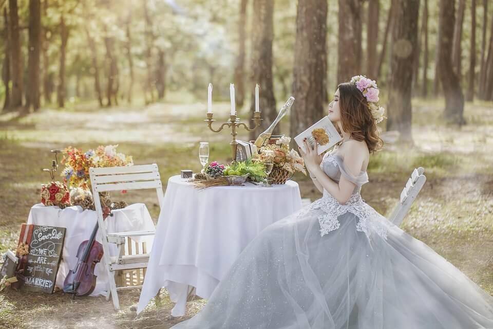 Accessoires de mariage - vos indispensables