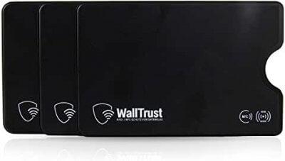 meilleur étui carte bancaire anti piratage 2020