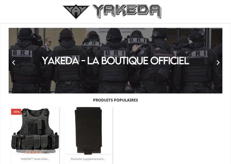 Yakeda - Test et Avis